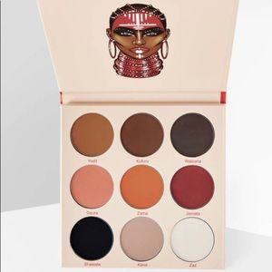 Juvia's Place The Warrior II Palette